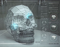 Medical Augmented Reality - UI Design
