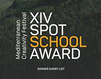 Spot School Award - 2016