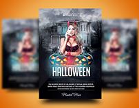 Halloween Fright Flyer