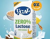 UCAL | ZERO% LACTOSE