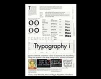 Maximal Typo Infographic