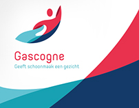 Gascogne - Visual Branding, Webdesign