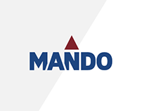 Mando Winia Construction Re-branding