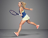 WOMEN'S TENNIS ASSOCIATION RETOUCHING