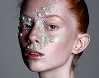 """Shine bright"" for Ellements magazine"