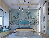 Malak Bedroom