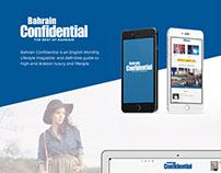 Bahrain Confidential - Arabian Lifestyle Magazine