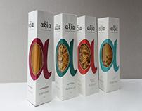 brand identity design | axia
