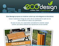 Eco Design - Email marketing