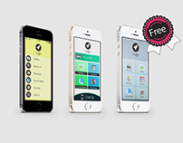 Free Mobile App Templates