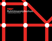 event identity for TEDxRUB //