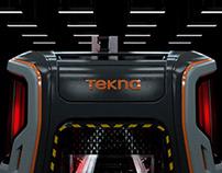 Tekna TKE 954 ADI Design