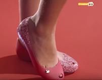 Sapatilha Hello Kitty Power Fun Grendene