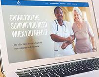 Website for AHF Ohio