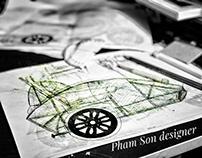 Side car design