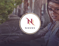 Nieves Beauty Salon WordPress Theme