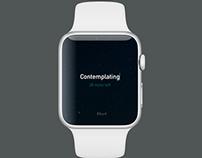 ConTemp - an Apple Watch app concept