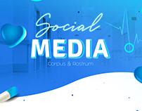 SOCIAL MEDIA-CORPUS & ROSTRUM