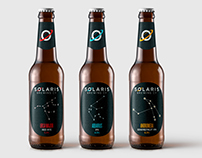 Solaris Brewing Co. - Branding & Packaging Design