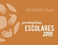 Identidade Visual: Paralimpíadas Escolares