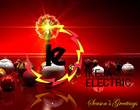 Ikeja Electric Plc - eCard Design