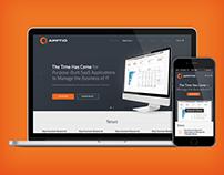 Apptio.com Redesign