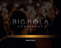Big Bola Casinos branding redesign