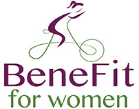 BeneFit for Women logo & print