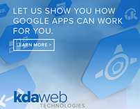 KDA Web Advertisement