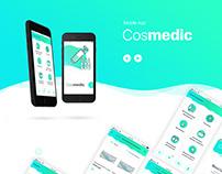 "Mobile App ""Cosmedic"""