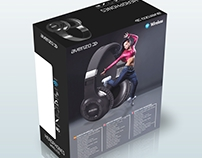 Packaging Auriculares / Headphones de Avenzo