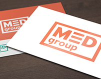 Logo&Brandbook for MED group