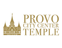 Provo City Center LDS Temple Logo
