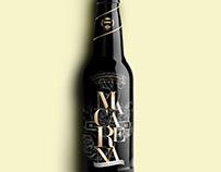 Macarena Beer Branding