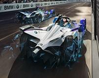 BMW i Experience App.