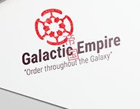 GALACTIC EMPIRE IDENTITY REDESIGN