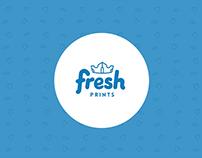 Fresh Prints | Design Project