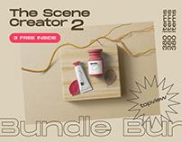 The Scene Creator 2 / top view