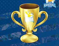 Poster MHA Cup / Plakat - turniej piłki ręcznej