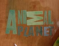 Animal Planet animated logo