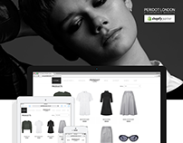 Peridot London | Shopify Ecommerce Site