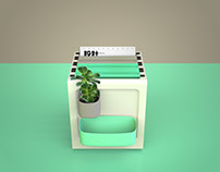 Cube : for Perch