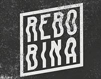 REBOBINA - Brand Identity