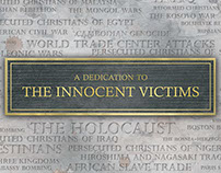 Dedication to Innocent Victims