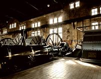 Steam, Woudagemaal, Lemmer