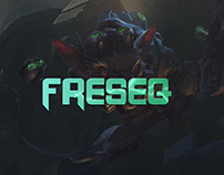 Freseq Twitch Design