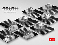 TRUTH-Interactive Postcards
