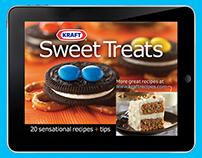 Kraft Sweet Treats Digital Magazine
