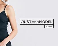 JUSTBEAMODEL - Banding&Website