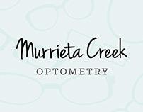Murrieta Creek Optometry Branding